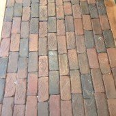 Antique Clinton Paver