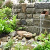 Bluestone Cobblestone | Water fountain
