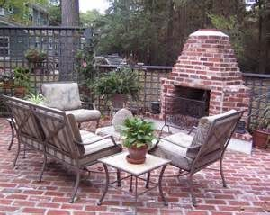 How To Make An Outdoor Brick Fireplace Firebrick For