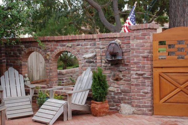 How To Build A Brick Patio Reclaimed Pavers