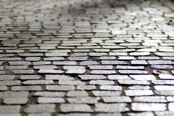 Antique Paving Bricks
