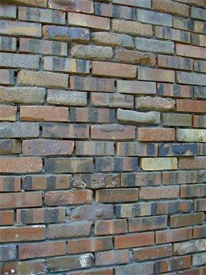 Birmingham Antique Brown Building Bricks