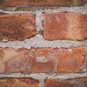 Historical Bricks Antique Chicago Bricks Photo of Brick Details and Concrete Between Bricks