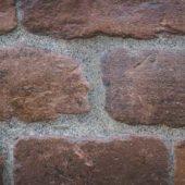 Old English Cobblestone Close Up